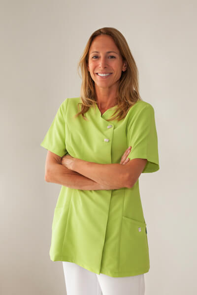 Dentista especializada en niños y Estética dental